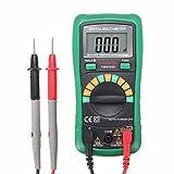 DyNamic Tester LCD Di Capacità Con Resistenza Agli Amperometri Ac/Dc Multimetro Digitale Ms8233D Pro