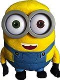Minions 26 cm Plüschfigur 'Bob' (mit Kunststoffaugen) - Minions Plüsch - Ich Einfach Unverbesserlich Film - Despicable Me 2