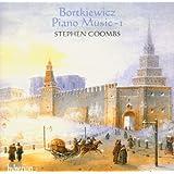 Bortkiewicz: Piano Music - 1