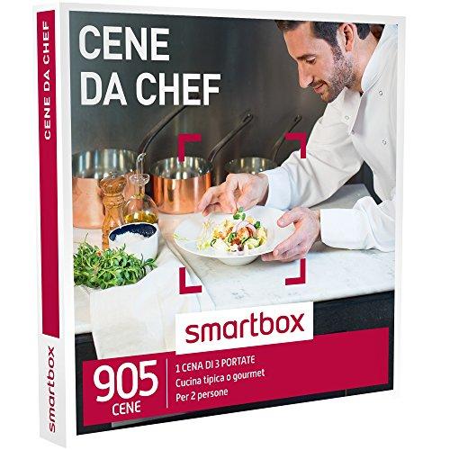 Smartbox Cene da Chef
