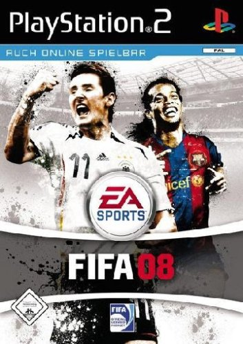 Electronic Arts GmbH FIFA 08 [Platinum]