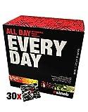 BlackLine 2.0 All Day Every Day Vitamine Mineralien Omega-3 Gelenke & Sehnen 30 Päckchen á 8 Kapseln