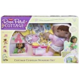 Playskool Rose Petal Cottage Cuddle Nursery Set - African American by Hasbro