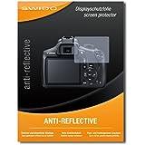 """2 x SWIDO protecteur d'écran Canon EOS 1300D protection d'écran feuille """"AntiReflex"""" antireflets"""