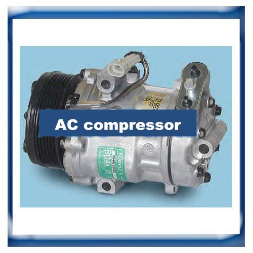 GOWE AC Compresor para sd6V126V121440Opel Astra AC Compresor 2440711924421642244220136854048