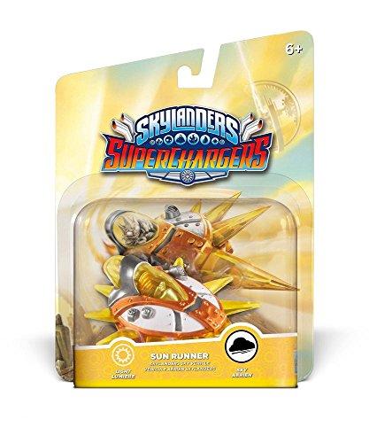 Skylanders SuperChargers: Fahrzeug - Sun - Skylanders Ps3 Figuren