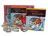 Lieblings-Weihnachtsplätzchen - Das Set: Mit 12 Original Kaiser Ausstechförmchen (GU BuchPlus)