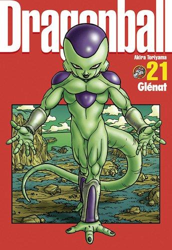 Dragon Ball perfect edition, Tome 21 : por Akira Toriyama