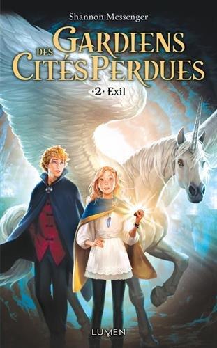 Gardiens des Cités Perdues - tome 2 Exil (02)