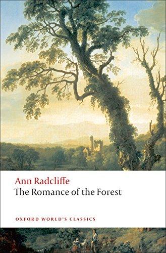 Portada del libro The Romance of The Forest (Oxford World's Classics)