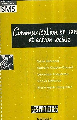 Physique chimie, terminale SMS, 1996. Livre de l'élève