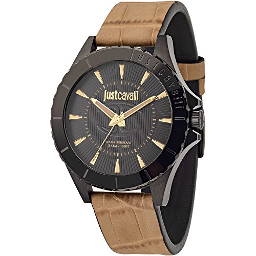Only Men's Watch Time Just Cavalli Just Dandy trendy R7251529002 code