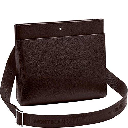 Montblanc Borsa Messenger, marrone (marrone) - 114457