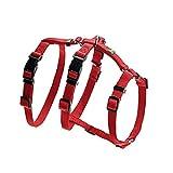 Hunter 66193 Vario Rapid Panikgeschirr Für Hunde, M, Rot