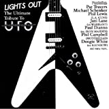 Various Artists: Lights Out - The Ultimate Tribute To UFO (Audio CD)