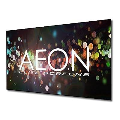 Elite Screens Aeon CineGrey 3D - projection screens (Grey, Black)