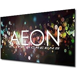 """Elite Screens Aeon CineGrey 3D 120"""" 16:9 Gris pantalla de proyección - Pantalla para proyector (3,05 m (120""""), 2,64 m, 148,1 cm, 16:9, Gris)"""