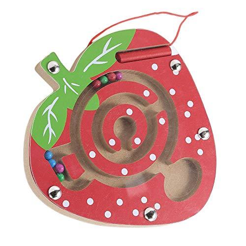 YunYoud-Spielzeug Kinder magnetisches Labyrinth spielt Kinder hölzernes Spiel Spielzeug Holz intellektuelles Jigsaw Board geschäfte Big Spielzeug kinderspielzeug Outdoor