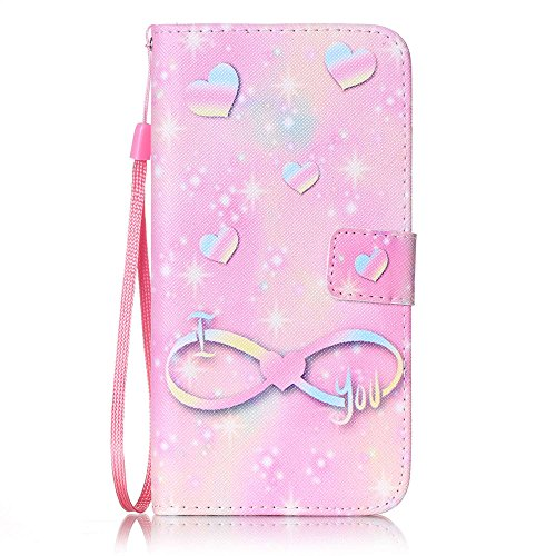 Iphone 7 Hülle, Linvei leder Hülle für Iphone 7 Flip Case ,Magnetic closure Apple 7 hülle, Schutz vor Dreck für Iphone 7 Taschen Schale Color 1