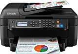 Epson WorkForce WF-2750DWF 4in1 Multifunktionsdrucker (Drucken, scannen kopieren, Faxen,...