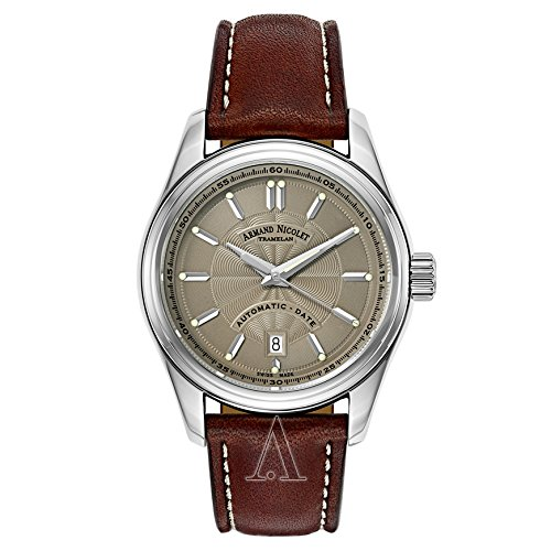 Armand Nicolet M02 Homme montre automatique 9140 A2-gr-p140mr2