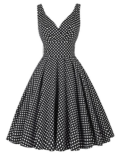 1950s-vintage-audrey-hepburn-schwingen-pinup-polka-dots-freizeitkleid-gre-m-cl6295-1