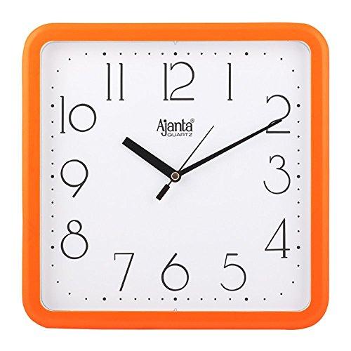 Ajanta Quartz Wall Clock Square Shape - 677