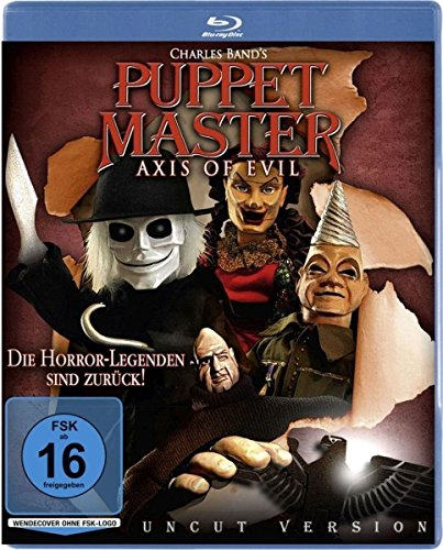 Puppet Master - Axis of Evil [Blu-ray] (Puppet Master-axis)