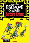 Escape game Lucky Luke - 3 aventures au Far West par Bouwyn