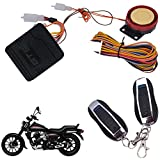 Vheelocityin Bike / Motorcycle/ Scooter Remote Start AlarmFor Bajaj Avenger