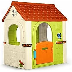 FEBER Fantasy House - Maison de jeux pour enfants de 2 à 6 ans (Famosa 80001020237)