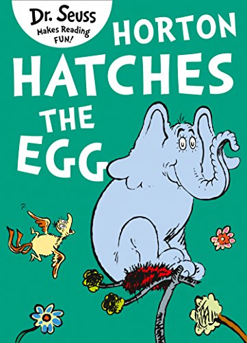 Horton Hatches the Egg (English Edition)