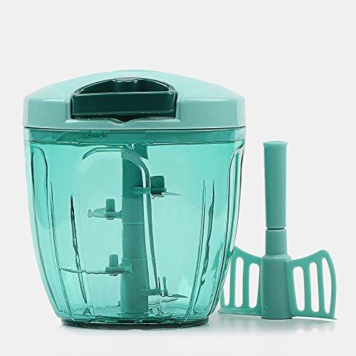 LEKOCH herramientas de cocina lekoch Essentiel de verduras verduras cebolla haché procesador Part Prompt Hélico déchiqueteurs y frutero (Medium)