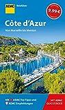 ADAC Reiseführer Côte d'Azur: Der Kompakte mit den ADAC Top Tipps und cleveren Klappkarten - Jürgen Zichnowitz