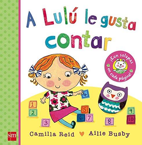 A Lulú le gusta contar por Camilla Reid