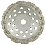 Bosch 2608603328 Diamond Grinding Head Best for Eibenstock EBS 180 H and 180 x 22.23 x 5.5 mm Concrete