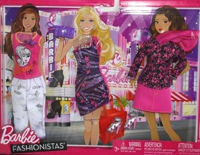 BARBIE metrópoli moda W9569 de Mattel