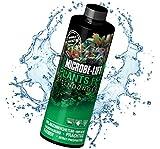 MICROBE-LIFT Plants FE - Pflanzendünger - (Qualitäts-Eisendünger für alle Arten von Wasserpflanzen in jedem Süßwasser Aquarium, sorgt für ein prachtvolles Pflanzenwachstum, beugt einem Eisenmangel Ihrer Pflanzen nachhaltig vor, verhindert unerwünschtes Algenwachstum, wird durch Mikroelemente wesentlich effizienter von Pflanzen aufgenommen, Wasseraufbereiter, ausreichend für 11.250 Liter) 118 ml