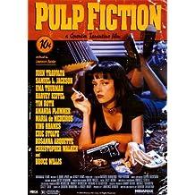 Pyramid International Pulp Fiction cover Giant poster, carta, Muticolour, 10x 140x 1.3cm