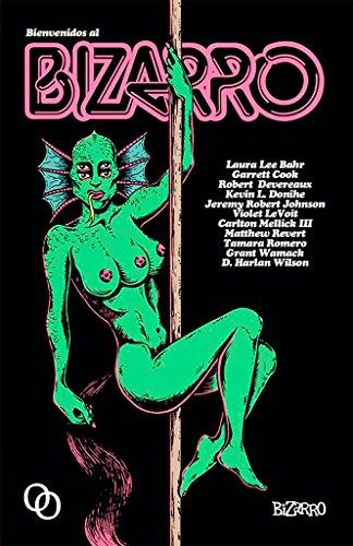 Bienvenidos al bizarro (Midian) por Laura Lee Bahr