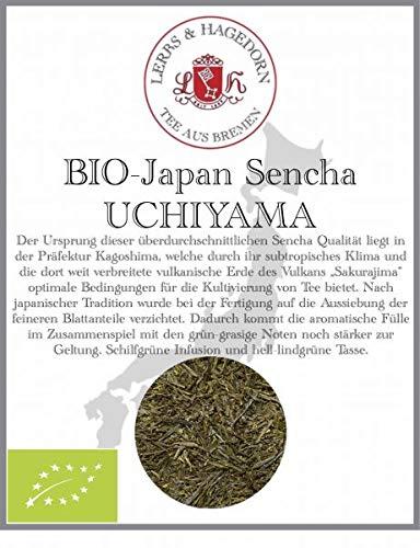 Grüner Tee Bio Japan Sencha Uchiyama 1kg