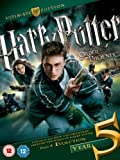 Harry Potter and the Order of the Phoenix (Ultimate Edition) - Double Play (Blu-ray + DVD) [2011] [Region Free]