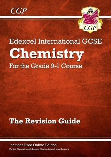 New Grade 9-1 Edexcel International GCSE Chemistry: Revision Guide with Online Edition por CGP Books