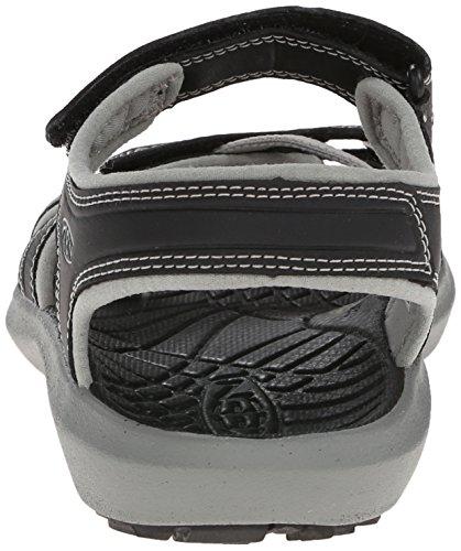 Keen Aster Womens Sandal De Marche - SS15 Black/Neutral Gray