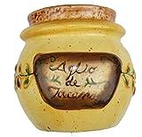 Il vigneto confezione regalo. Tuscan portacandele con vite e rovere candele tealight e 6campionatori dall' edizione limitata Vineyard Collection.