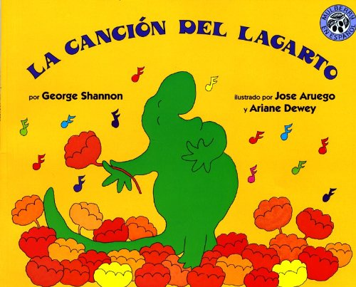 La Cancion del Lagarto (Lizard's Song) por George Shannon