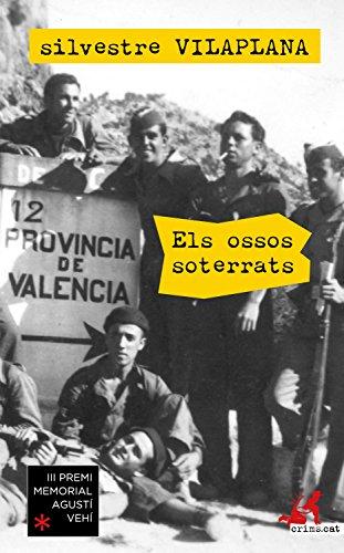 Els ossos soterrats (crims.cat Book 24) (Catalan Edition) por Silvestre Vilaplana i Barnés