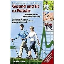 Gesund und fit mit Pulsuhr: Ausdauersport mit Herzfrequenz-Steuerung