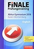 FiNALE Prüfungstraining Abitur Baden-Württemberg: Englisch 2018 - Lara Jost