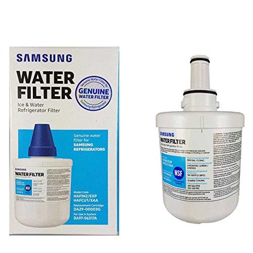 Samsung Aqua-Pure Plus Kühlschrank Filter DA29-00003F / DA29-00003G - Ersetzt DA29-00003B und DA29-00003A